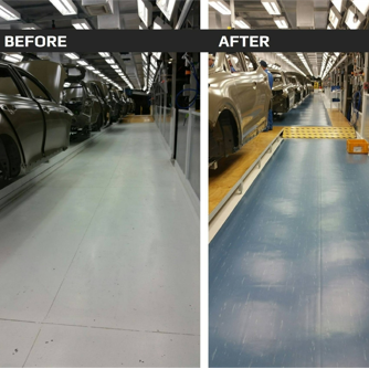 7 Amazing Examples Before and After Mats