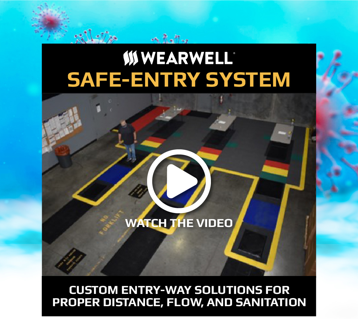 Safe-Entry System Video