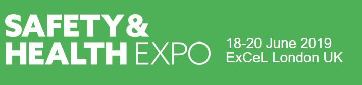 safety health expo London 2019
