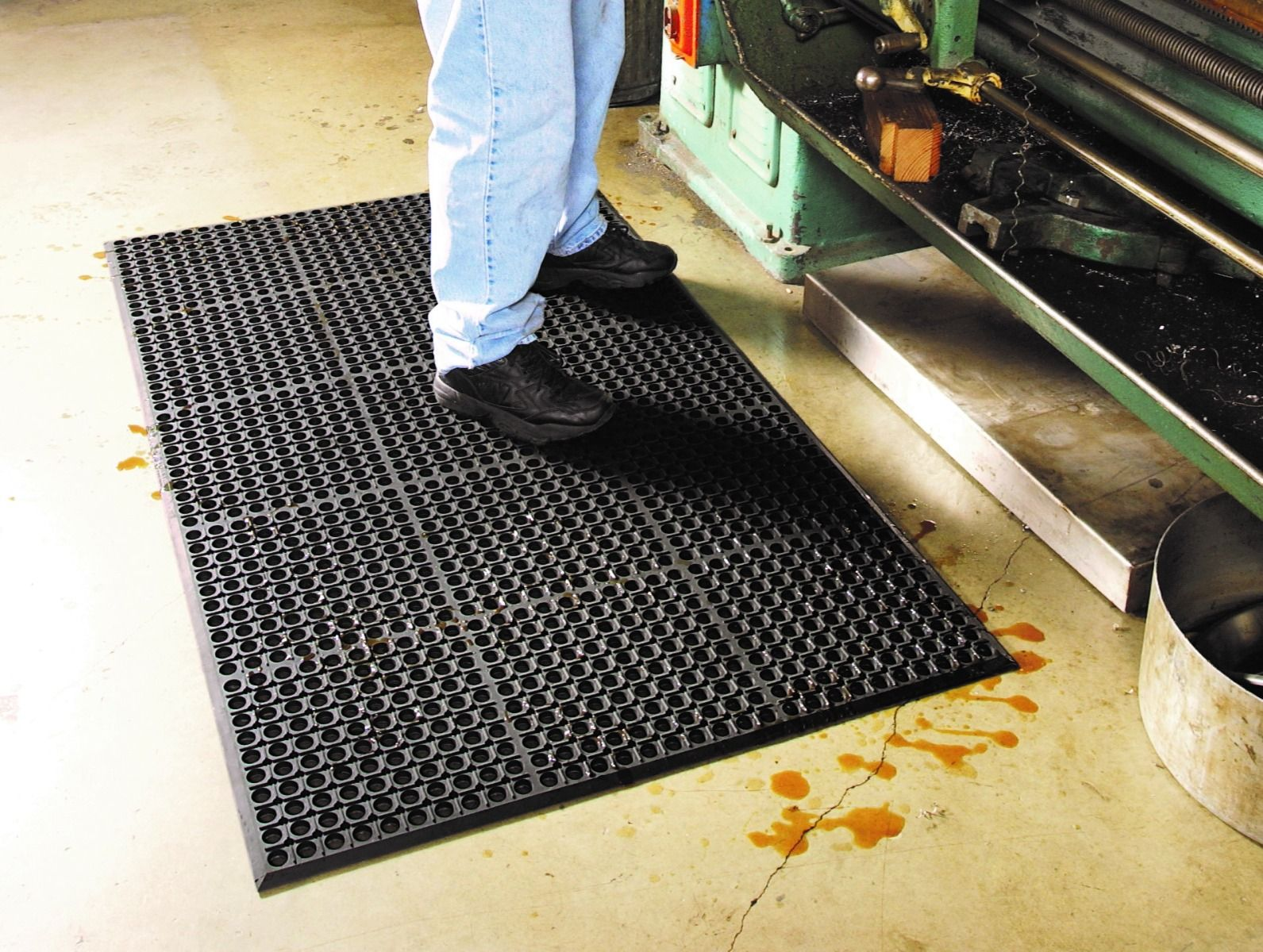 Recommended Mats For Workstations