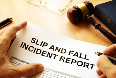 Preventing Falls From Slips