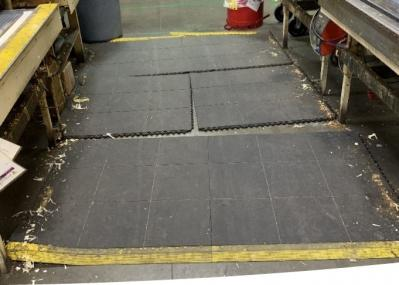 When do I replace my matting?