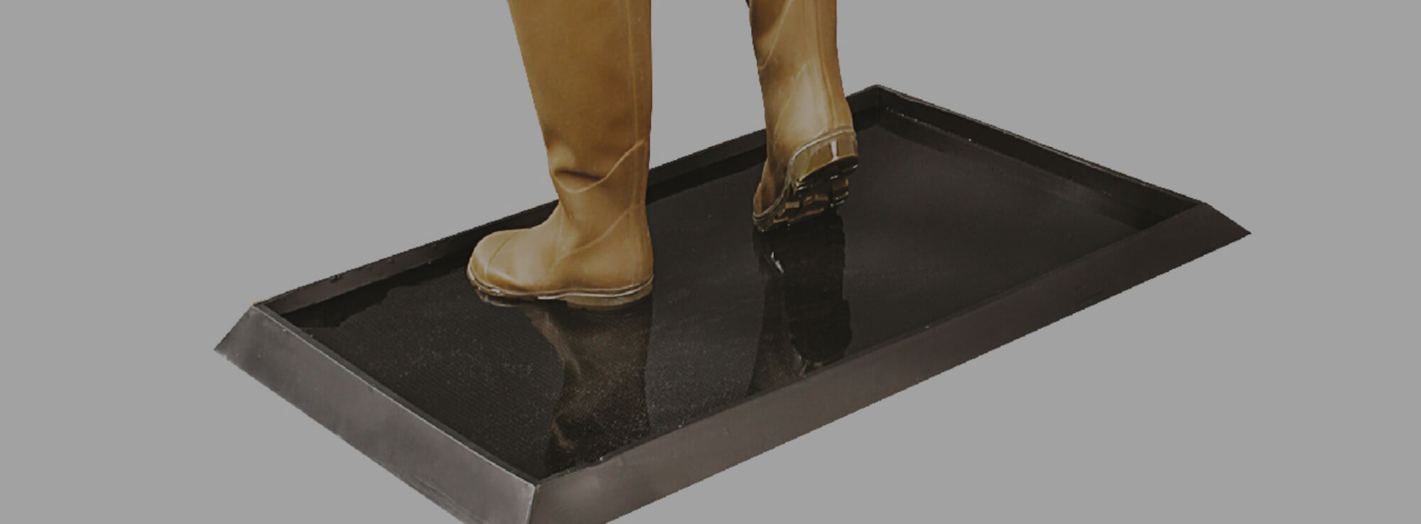 Sanitizing Footbath Mat, TALL WALL, disinfect, kill virus, virus, decontaminate