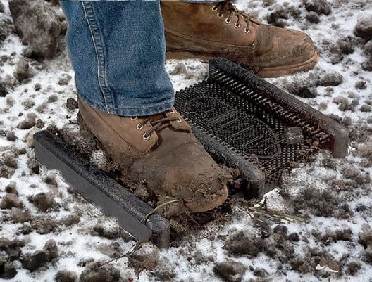 shoe scraper, boot scraper